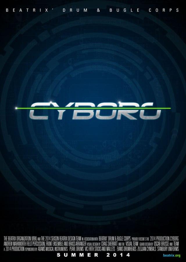 Cyborg-poster