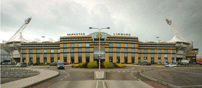 VOETBAL-RODA JC-PARKSTAD LIMBURG