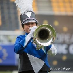 Jong Beatrix (Hilversum, Netherlands) during their performance at the DCE-Finals 2017 in Kerkrade, Netherlands